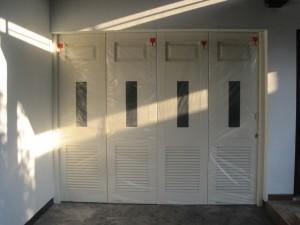 pintu garasi geser