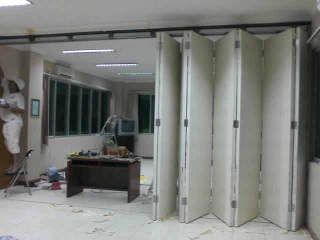 SAMOWA Pintu Lipat