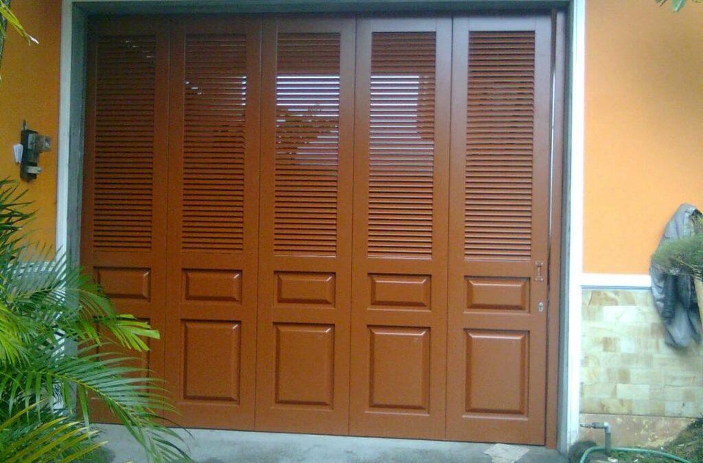 Pintu Garasi Minimalis jaman now